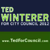 Ted Winterer for City Council 2012