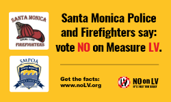 Forward Police and Firefighters Election Ad