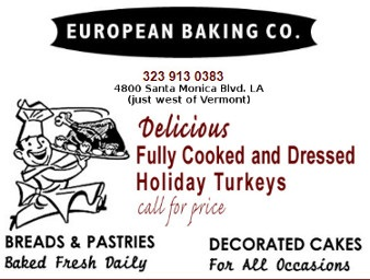 European Baking Co ad