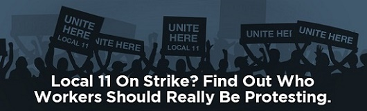 Union Facts on Possible Local 11 Strike