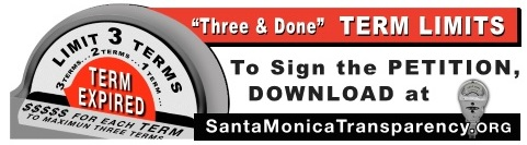 2018 Santa Monica Term Limit Ad