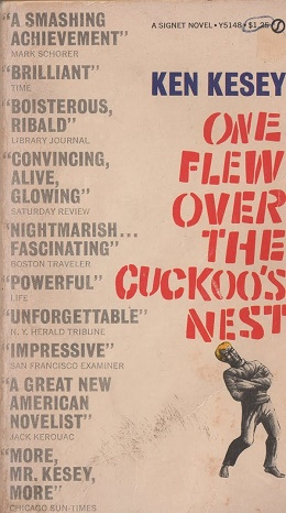 "Cover of ""One Flew Over  the Cuckoo's Nest"""