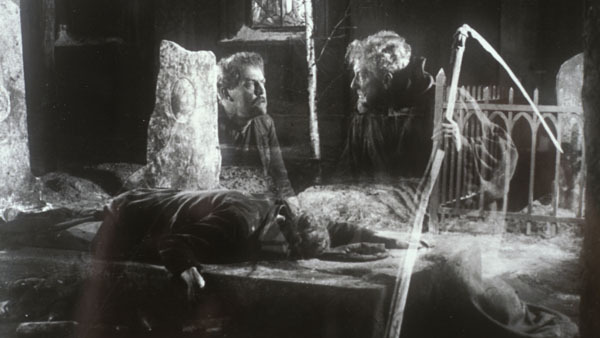 Phantom Carriage Deathbed scene
