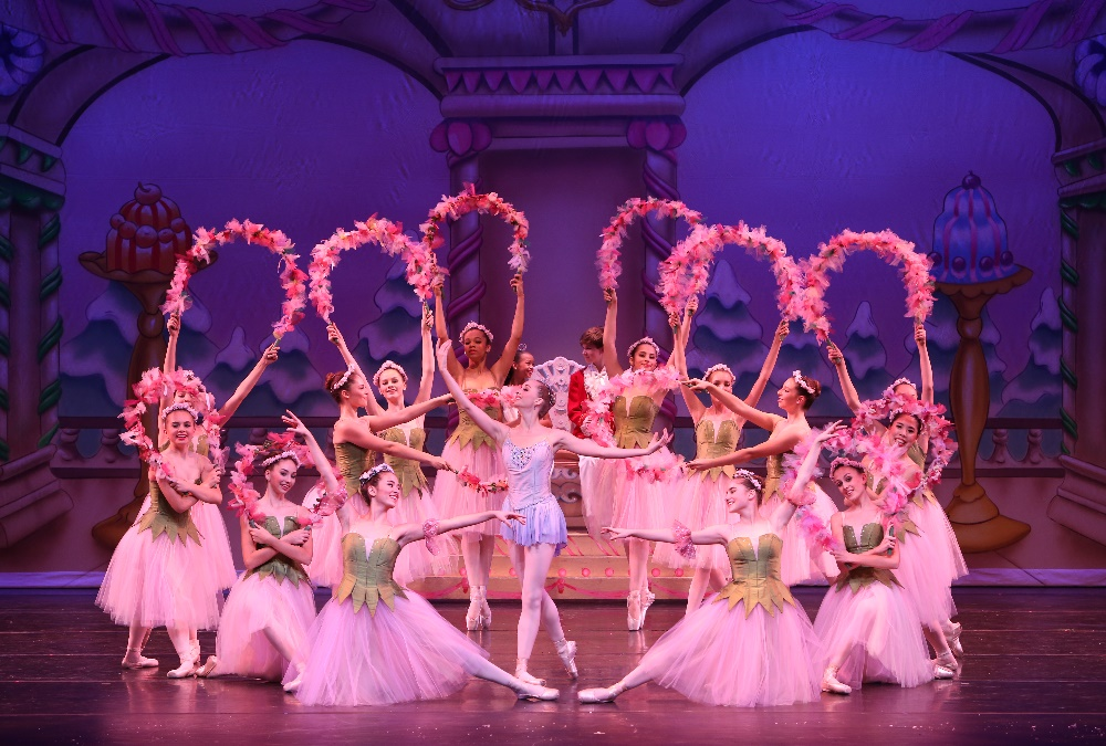 Waltz of the Flowers from Nutcracker Ballet