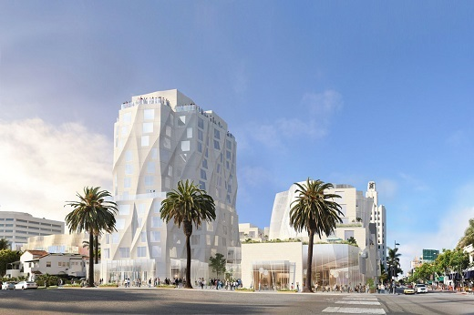 New Gehry design for Ocean Avenue