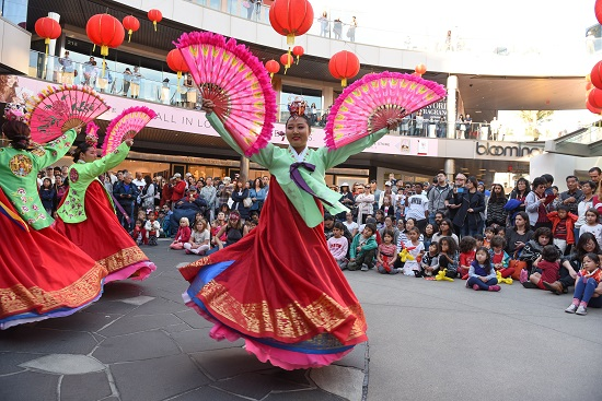 Chinese New Year at Santa Monica Place