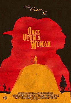 """Once Upon a Woman"" movie poster"