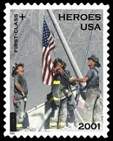 9/11 Commemorative stamp